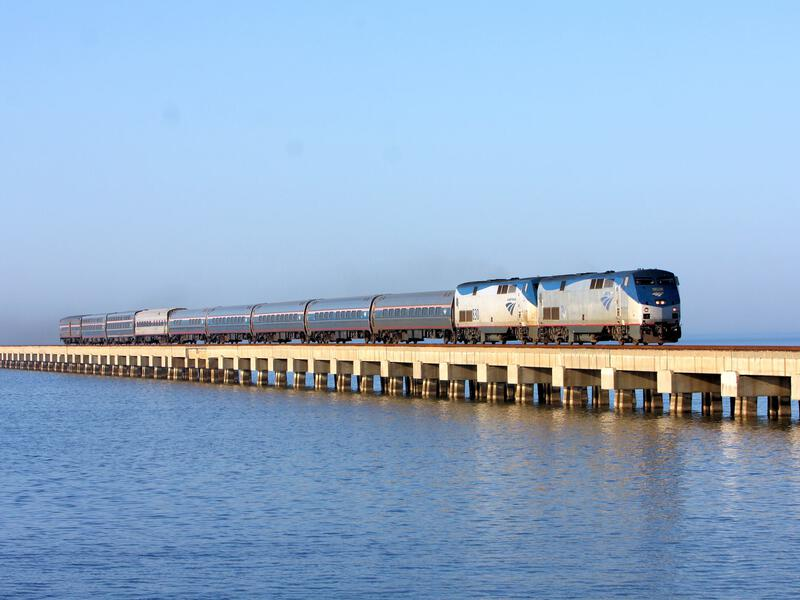 amtrak crescent train