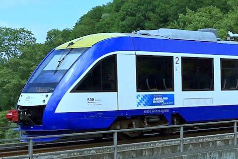 Bayerische Regiobahn