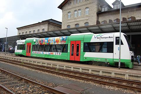 Süd Thüringen Bahn Express