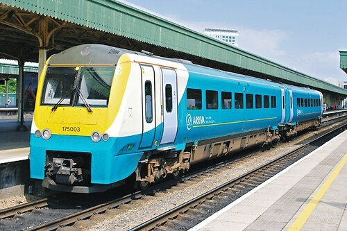 Arriva Trains Wales + Connections