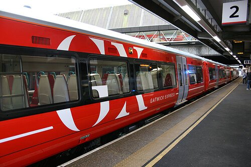 Gatwick Express + Connections