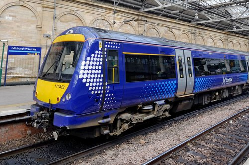 ScotRail + Connections