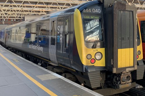 South Western Railway + Connections