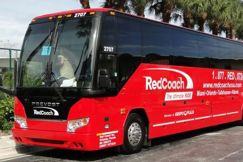 RedCoach First Class