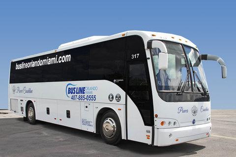 Bus Line Orlando Miami