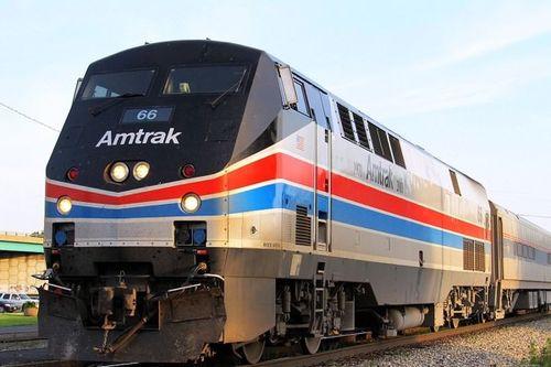 Amtrak Carl Sandburg