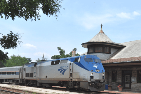Amtrak Missouri River Runner