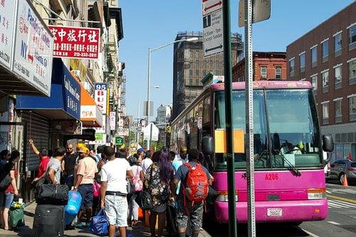 PandaNY Bus