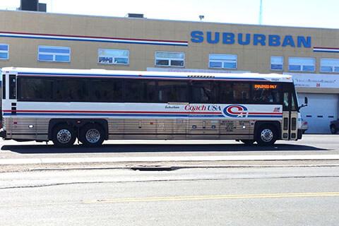 Suburban Transit