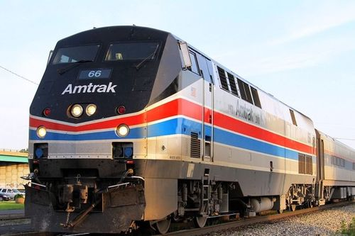 Amtrak Saluki
