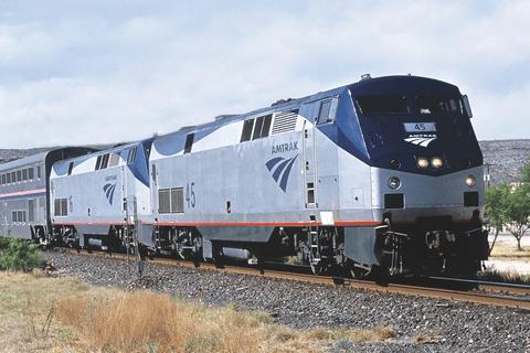 Amtrak Sunset Limited