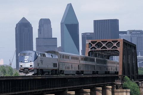 Amtrak Texas Eagle