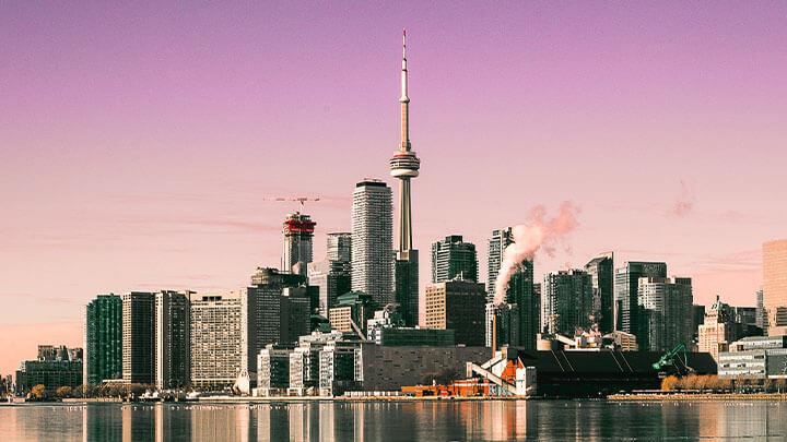 Québec City to Toronto