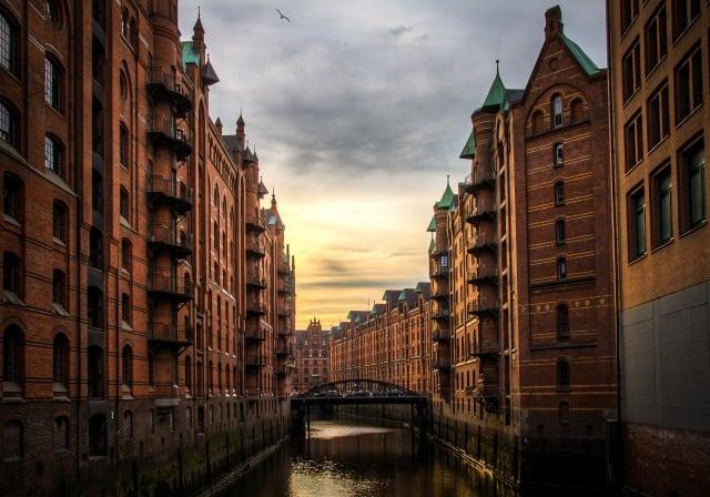 Hamburg, Germany - DEHMG-0