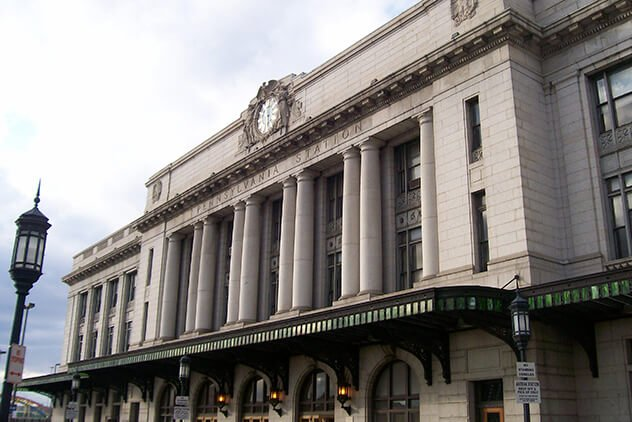 Baltimore, MD - Penn Station - BALAMT-0