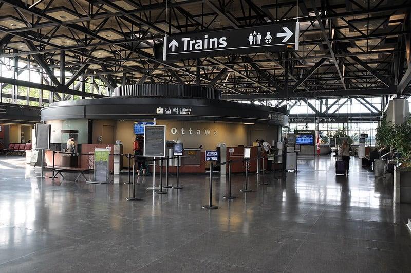 Ottawa Train Station, Ottawa, ON - CAXDSVIA-0