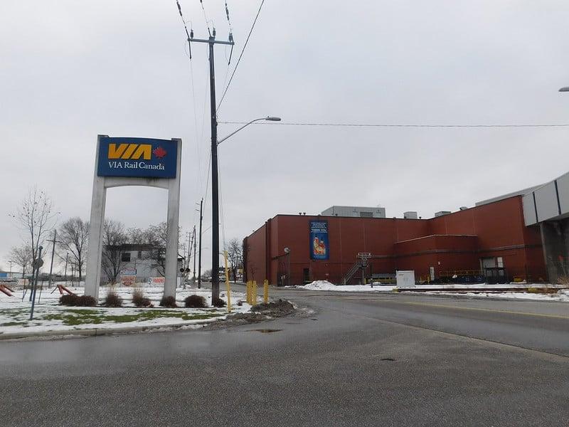 Windsor VIA Station, Windsor, ON - CAXECVIA-0