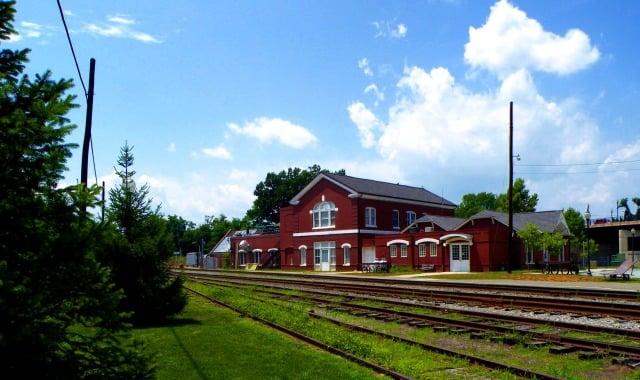 Train Station - 810 W Main St  - CVSAMT-0