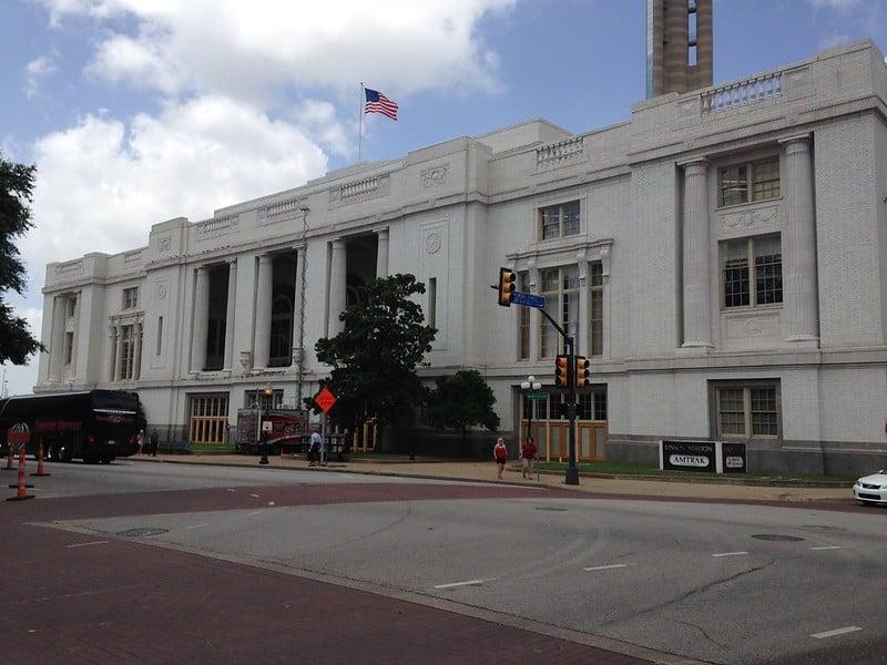 Union Station - 400 S Houston St - DALAMT-0