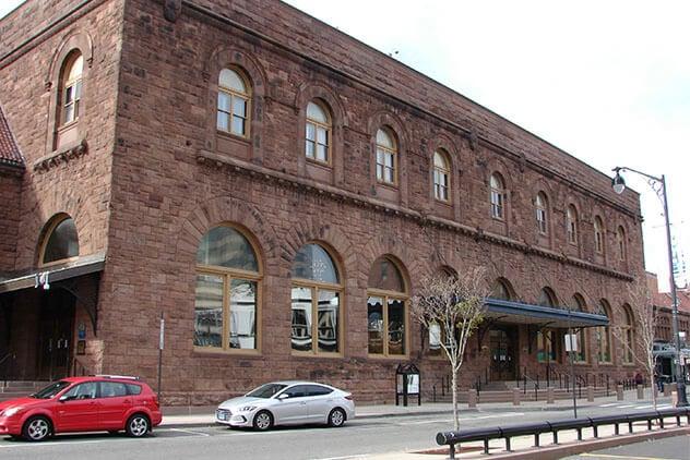 Hartford, CT - Union Station - HFDOUP-0