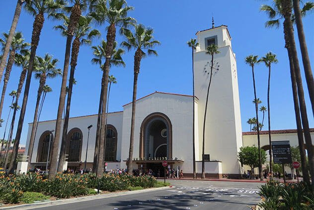 Los Angeles, CA - Union Station - LAXUST-0