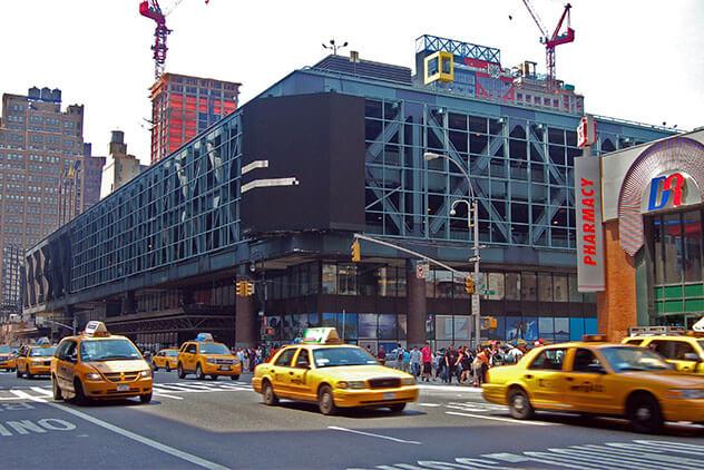 New York, NY -  Port Authority Bus Station - NYCPAS-0