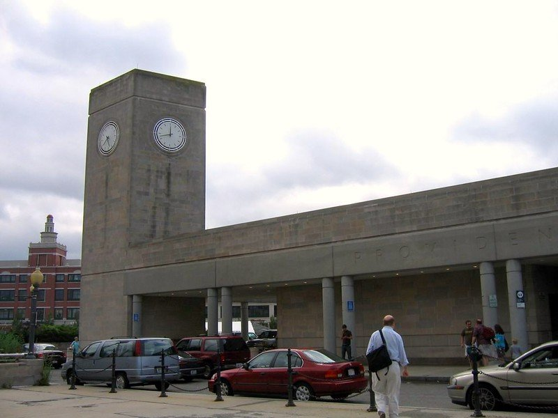 Providence Station - 100 Gaspee St  - PVDAMT-0
