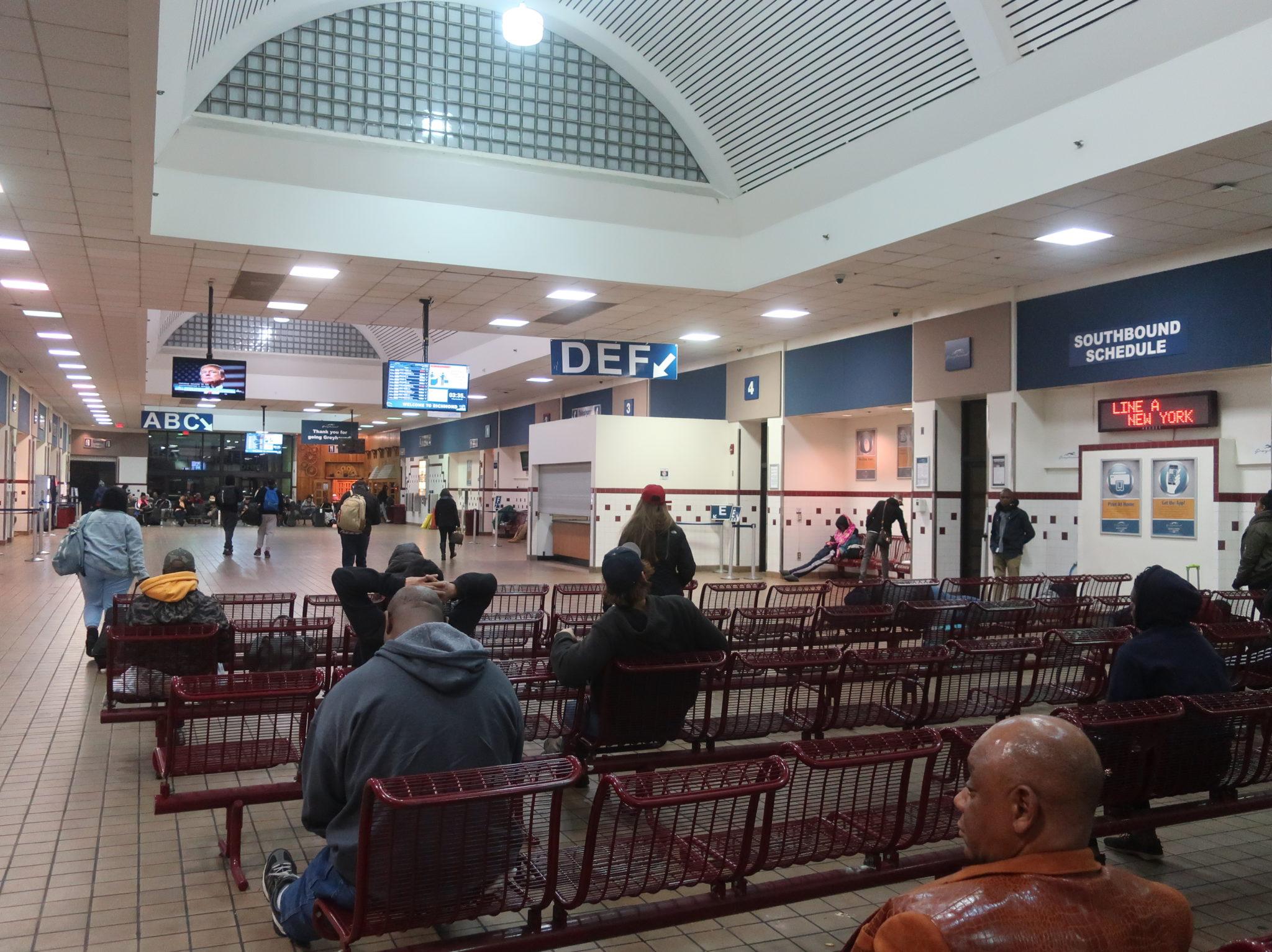 Bus Terminal - 2910 N Blvd  - RICGLI-0