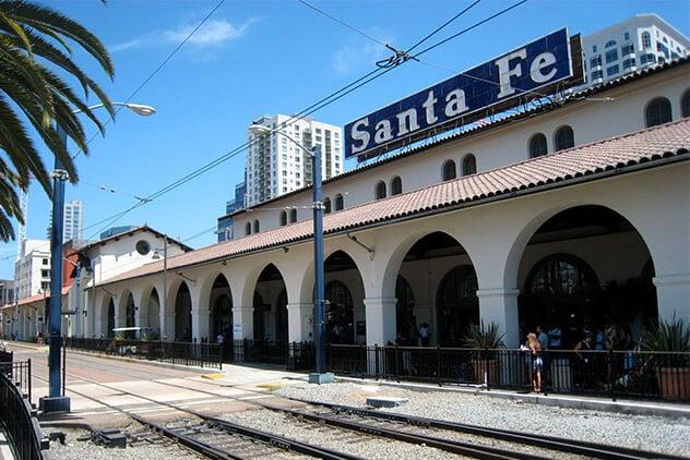 San Diego, CA - Santa Fe Depot (1050 Kettner Blvd) - SANAMT2-0