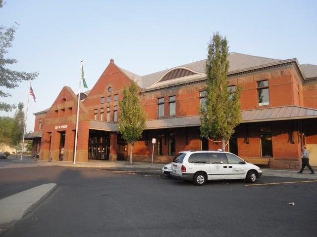 Spokane Intermodal Center - 221 W 1st Ave  - SPKAMT-0