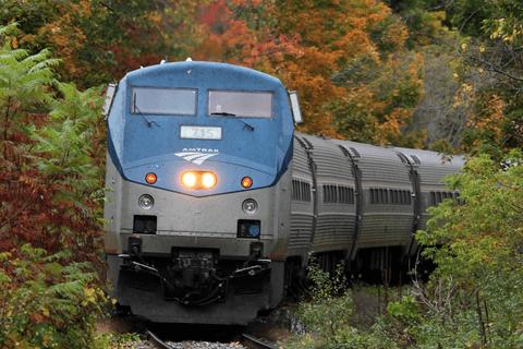 Amtrak Ethan Allen Express