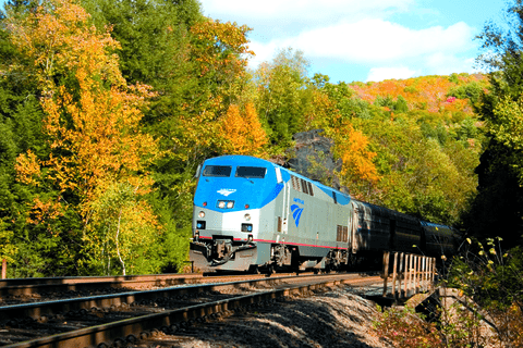 Amtrak Lake Shore Limited