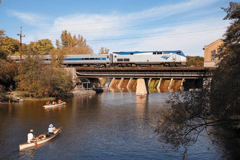 Amtrak Wolverine