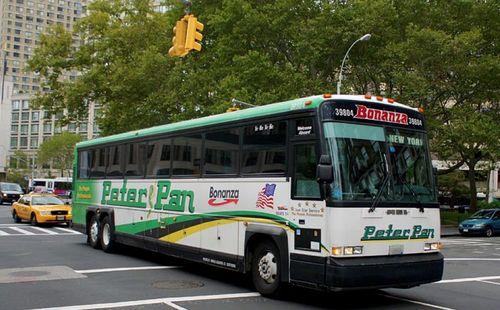 Bonanza Bus Terminal Providence Rhode Island