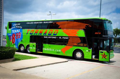 Tornado Bus
