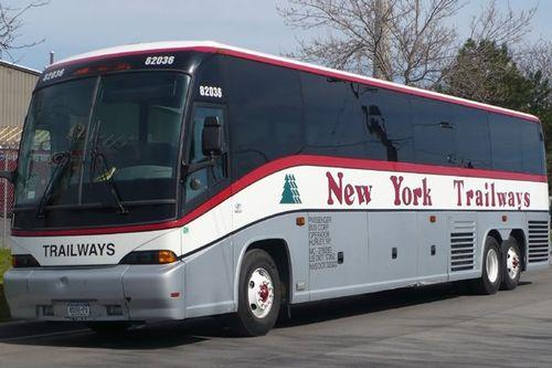 Trailways NY