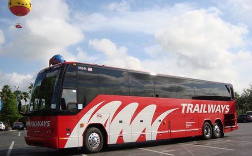 Trailways Bus Transportation Organization